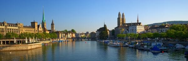 ciudad turismo casco antiguo suiza ver