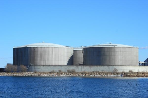 azul salud medio ambiente industria industrial