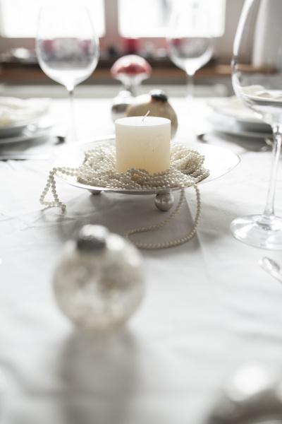 vidrio vaso mesa de comedor color