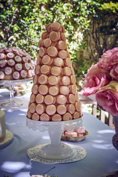 comida dulce jardin boda matrimonio verano