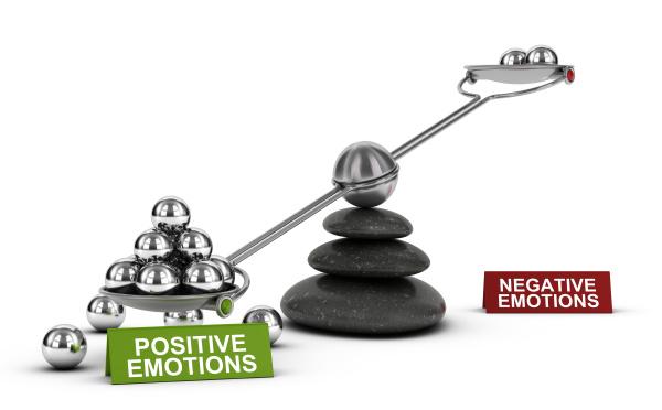 emociones positivas y bienestar emocional saludable
