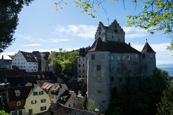 castillo de mersburg baden wuerttemberg alemania