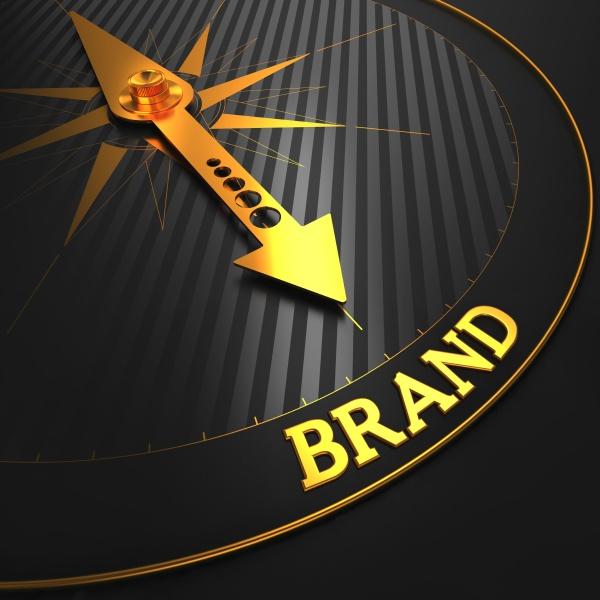 marca concepto de negocio