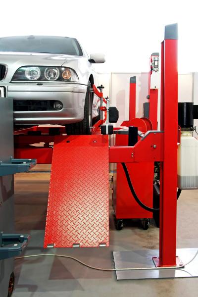 garaje de servicio automatico
