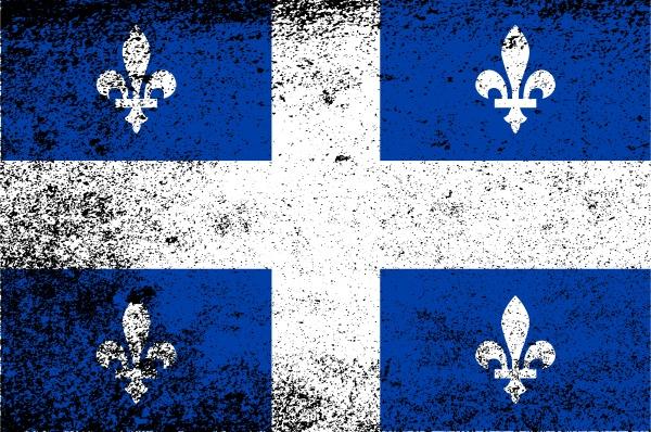 la region de canada bandera de