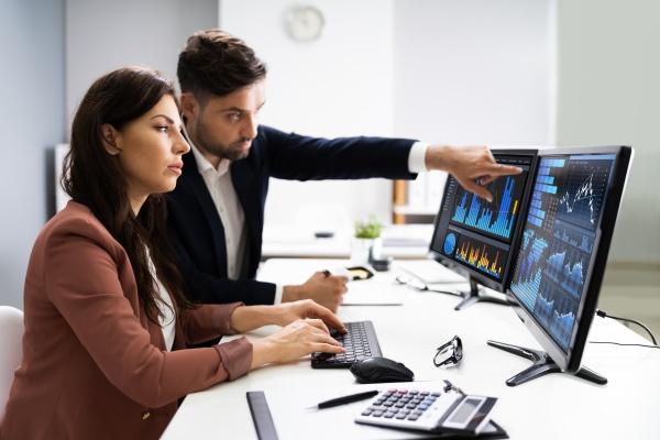 asesor financiero y analista de negocios