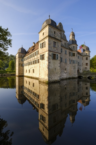 alemania kronach castillo mocado mitwitz