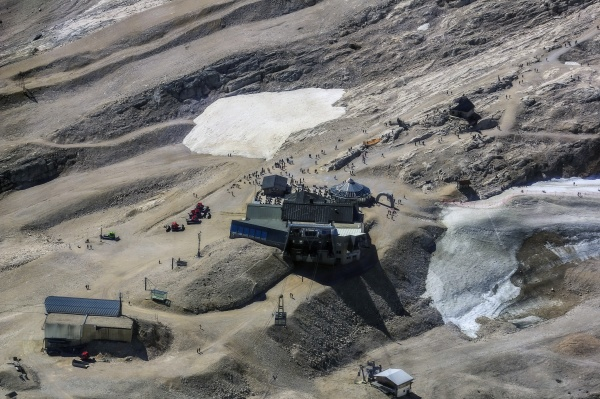 austria tirol estacion de esqui en