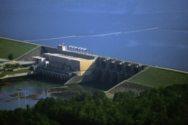 represa hidroelectrica de west point georgia
