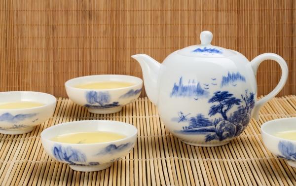 la cultura del te de china