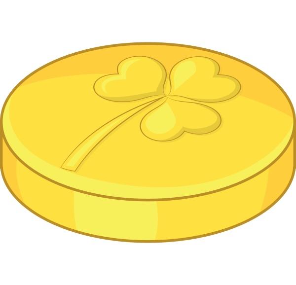 icono, de, moneda, de, oro, estilo, de - 30221237