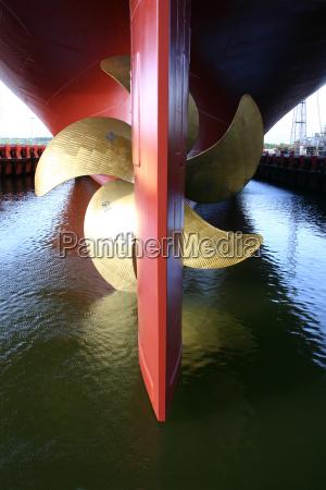 helice de barco 1