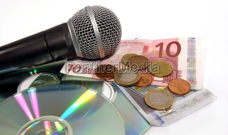 music has its price