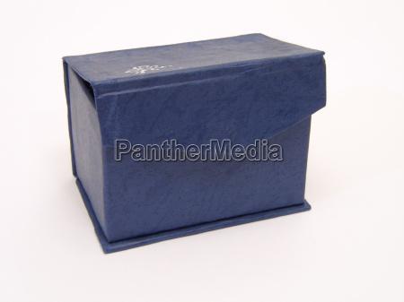 cartulina azul