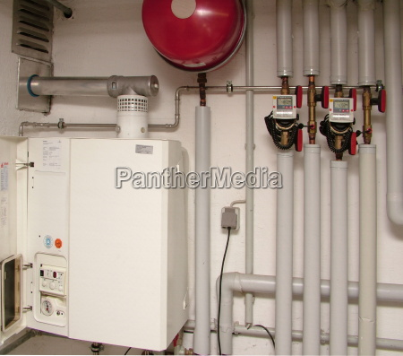 gas heating
