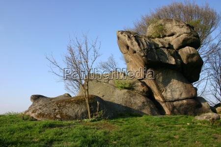 superior piedra rocas rock culto sierra
