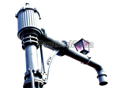 grúa, de, agua - 316112