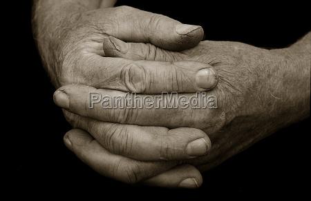 personas gente hombre mano manos decir