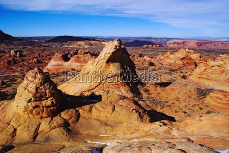 eeuu rocas rock america arenisca ver