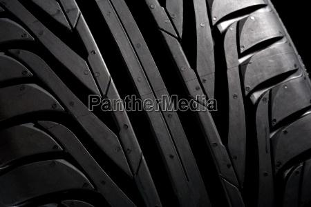 perfil nuevo negro coche carro vehiculo