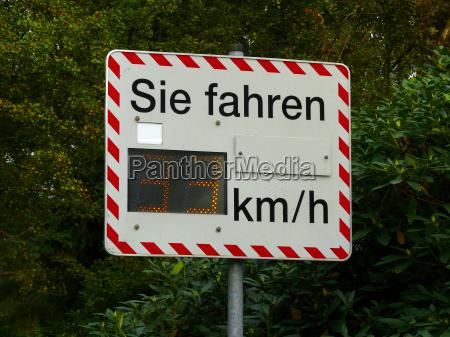 senyal conducir medida advertencia contar transbordadores