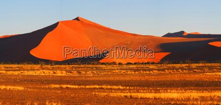 panorama sossusvlei namibia