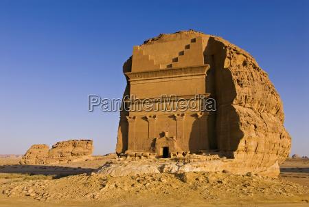 templo arabia sepulcro grave