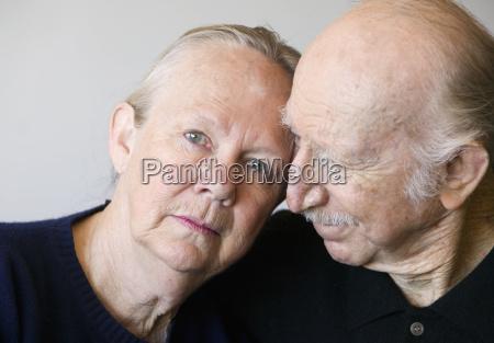 pareja mayor