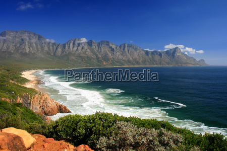 false bay sudafrica
