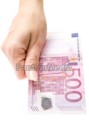 500 oferta euro