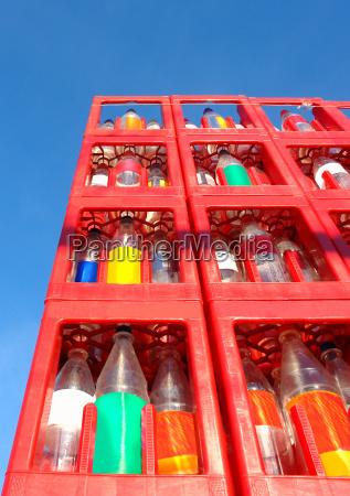 botellas de deposito de pet