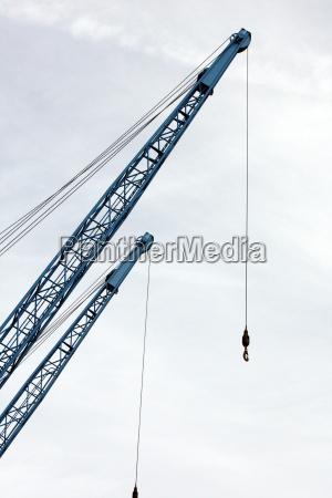 gancho auge tire de la cuerda