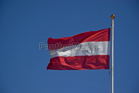 bandera nacional austriaca
