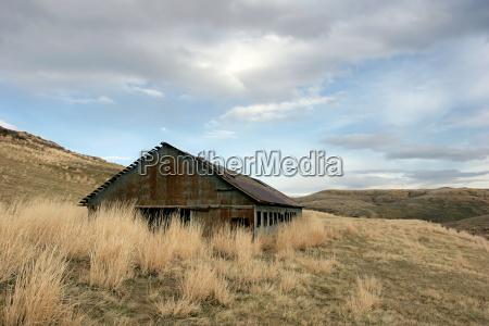 paisaje naturaleza abandonado sitzengelassen construccion