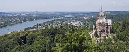 vista desde el drachenfels