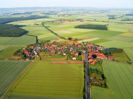 aldea alemana nortenya