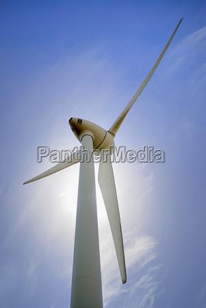 poder la fuerza del viento la