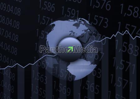 ganancia en la bolsa de valores