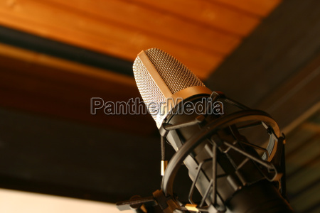 microfono grabacion microfono de condensador