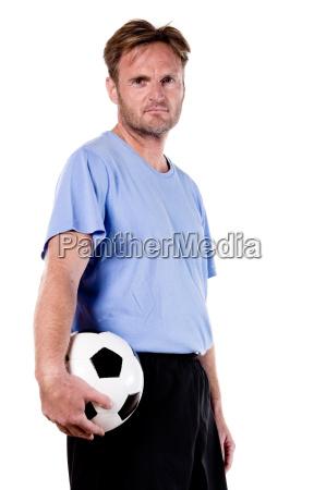 pelota jugador bundesliga futbolista lento deporte