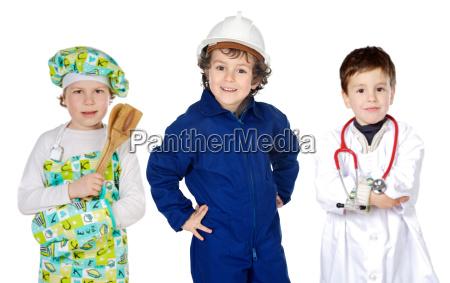 futura generacion de trabajadores