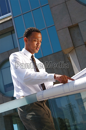 successful young architect