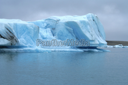cold iceland iceberg