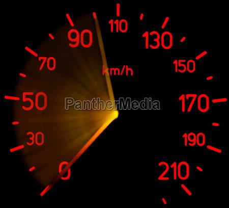 segurar aceleracao raca velocidade parar velocimetro