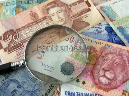 moneda proyecto de ley lupa dinero