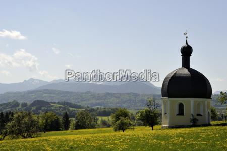iglesia baviera alta baviera peregrinacion wallfahrtskirche