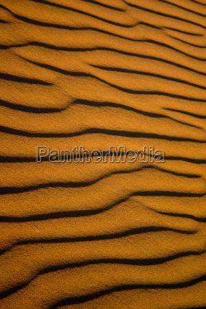 ondulaciones de la arena