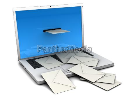 tienes correo