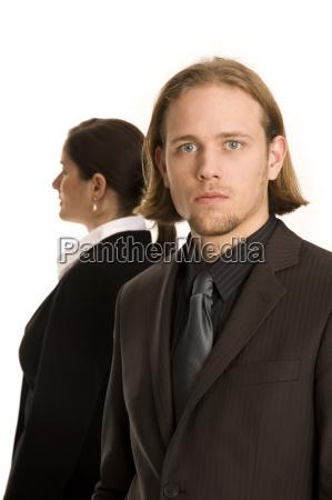 woman career portrait business dealings deal