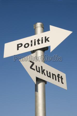politicas y futuro